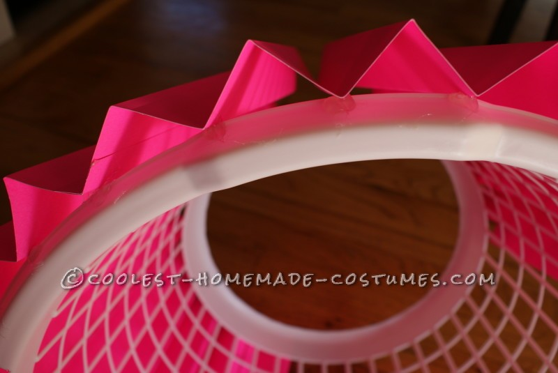 Best Homemade Cupcake Costume for a Girl