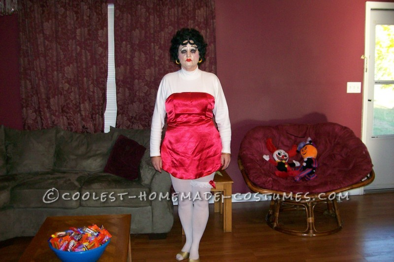 Cool Costume for Women: Betty Boop Comes to Life!