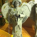 Cool DIY Cemetery Angel Costumes