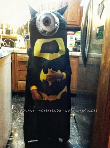 Cheap Batman Minion Costume for Anyone