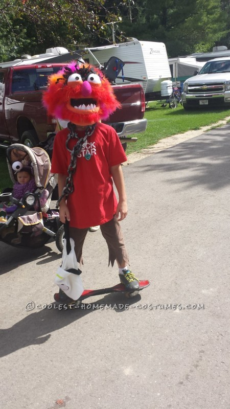 Coolest Muppet Family Costumes - 2