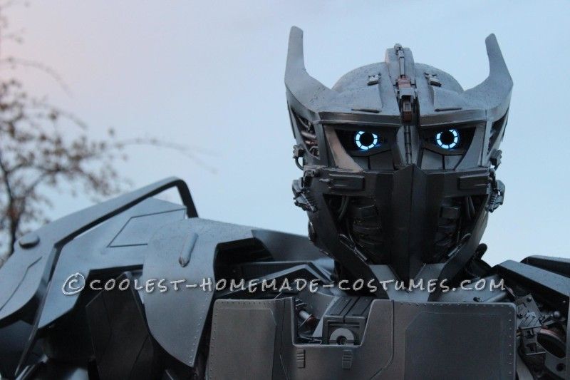 Crazy Autobot Silverbolt Costume - 5