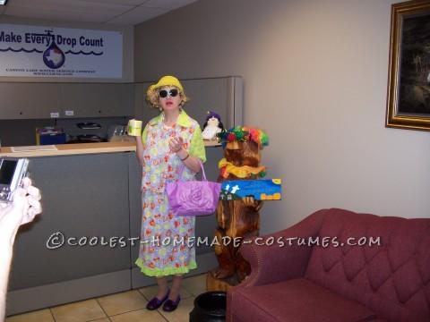 Crazy Maxine Thrift Store Costume