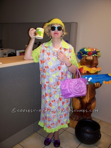 Crazy Maxine Thrift Store Costume