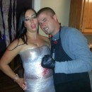 Dexter and Victim Couple Costume