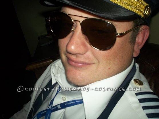 Easy Airline Pilot Costume - 2
