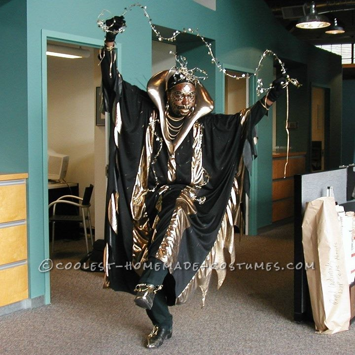 Enchanting Magical Mystical Genie Costume