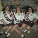 Cool Group Costume: Girl Scout and Boy Scout Troop