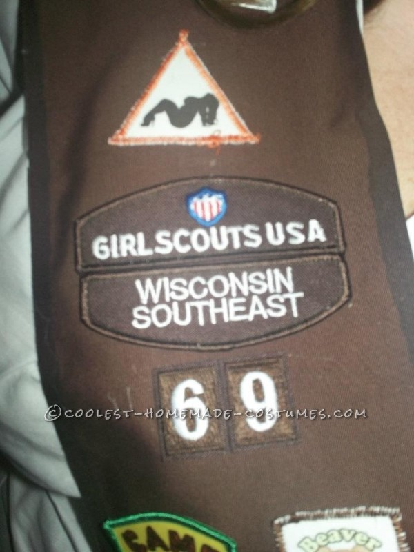 Cool Group Costume: Girl Scout and Boy Scout Troop - 6