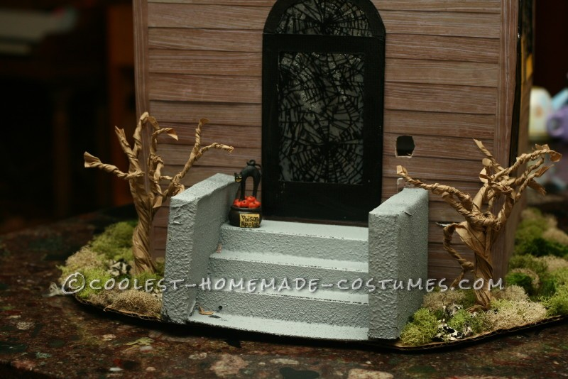 Cool Homemade Costume for Kids: Haunted House - 2