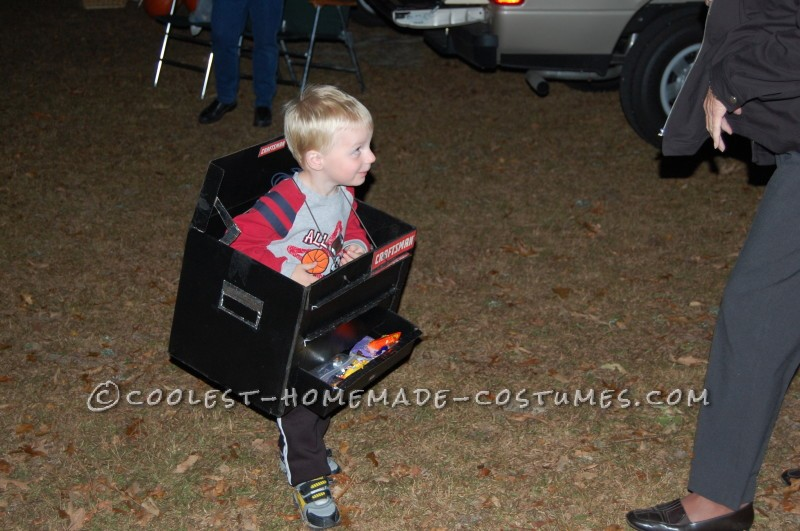 Easy and Fun Toolbox Costume