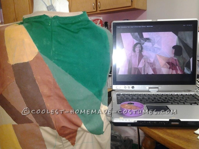Kimbra Costume from Gotye's