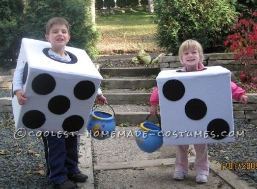 Let Them Roll Dice Costumes