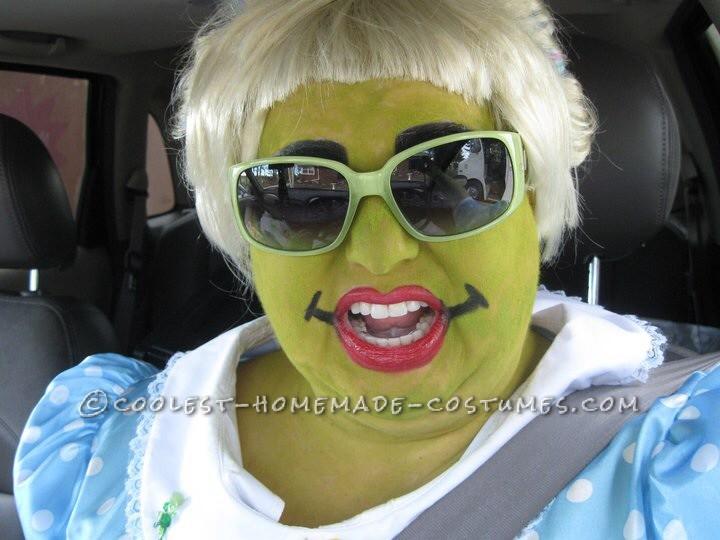 Funny Mucinex Lady Plus-Size Costume - 1