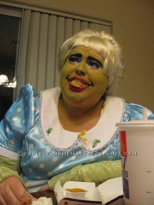 Funny Mucinex Lady Plus-Size Costume - 2