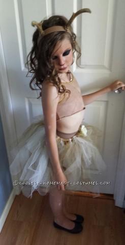 Mythical Deer Girl Costume