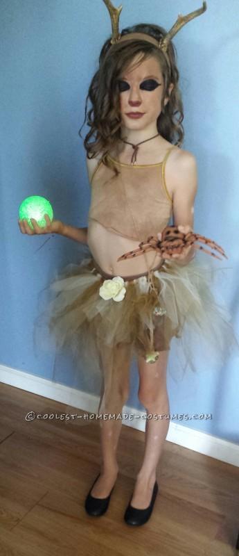 Mythical Deer Girl Costume - 1