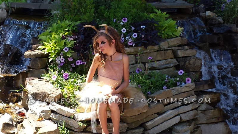 Mythical Deer Girl Costume - 3