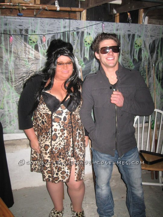 Plus-Size Jersey Shore Snooki Costume