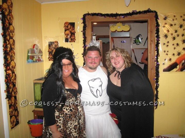 Plus-Size Jersey Shore Snooki Costume - 2