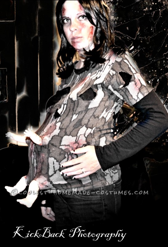 Cool Pregnant Zombie Costume