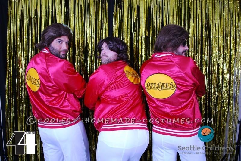 Cool homemade jackets
