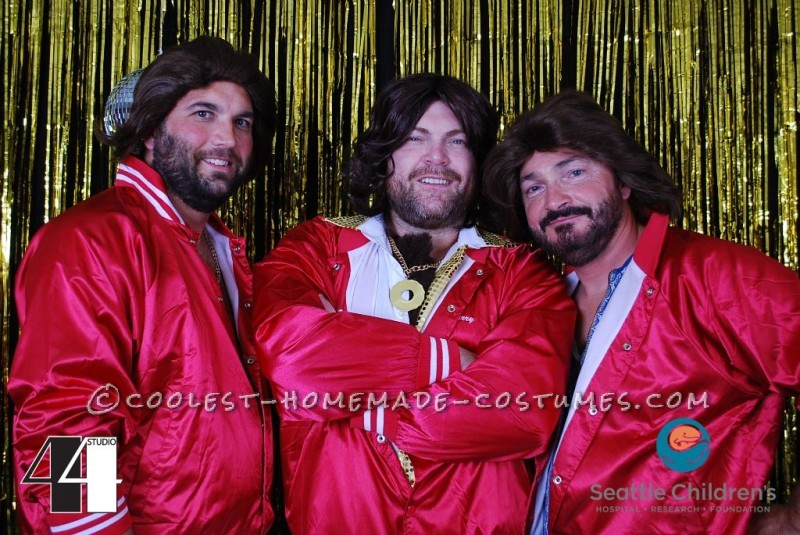 Robin, Barry and Maurice - The Bee Gees