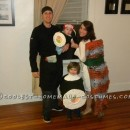Coolest Sushi Family Costume