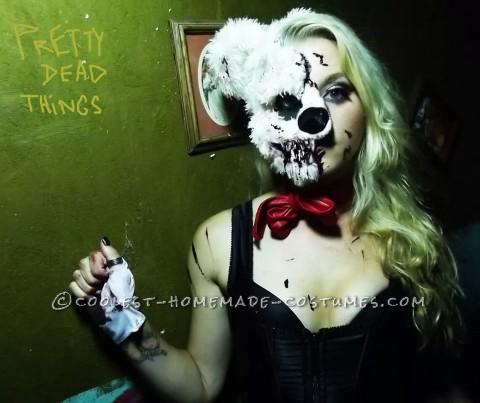 Wickedly Cute Teddy Bear Costume for Women