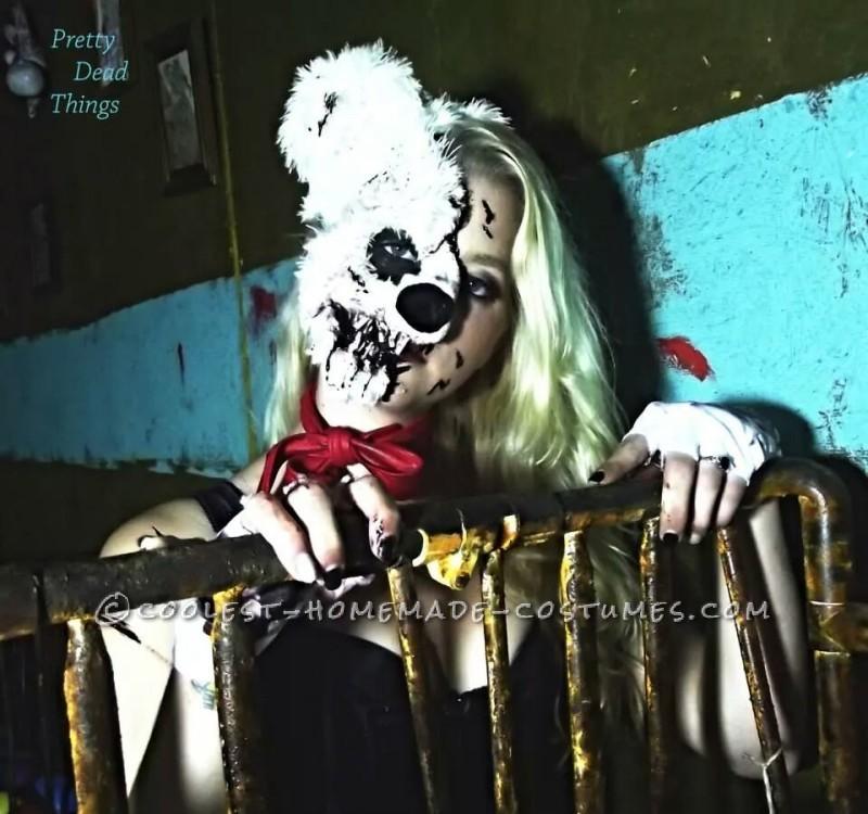 Wickedly Cute Teddy Bear Costume for Women - 3
