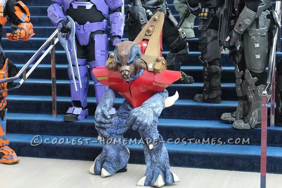 Halo Grunt Costume for a Boy