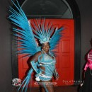 Pretty Rio Blue Macaw Costume