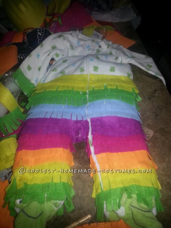 Cool Baby Pinata Costume - 5