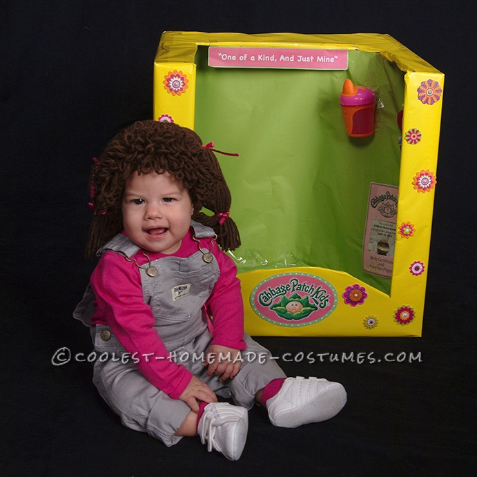 photo regarding Cabbage Patch Logo Printable titled Addie Our Cabbage Patch Little one