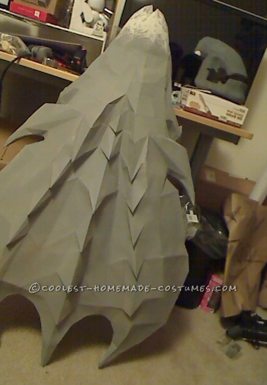 Classy DIY Alien Queen Costume - 2