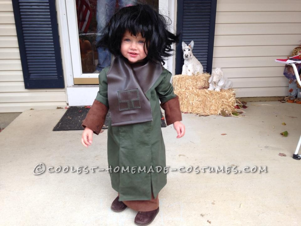 Zira from Planet of the Apes Toddler Costume