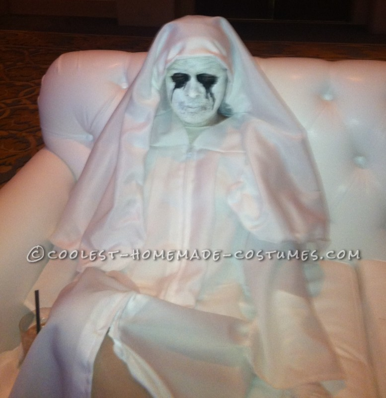 Creepy American Horror Story Asylum Costume