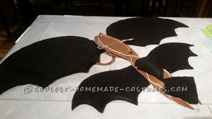 Hiccup's Saddle