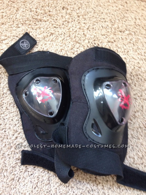 Knee Pads for Double Dare Costume