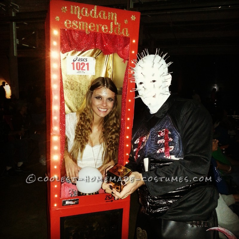Awesome Fortune Teller Costume - 1