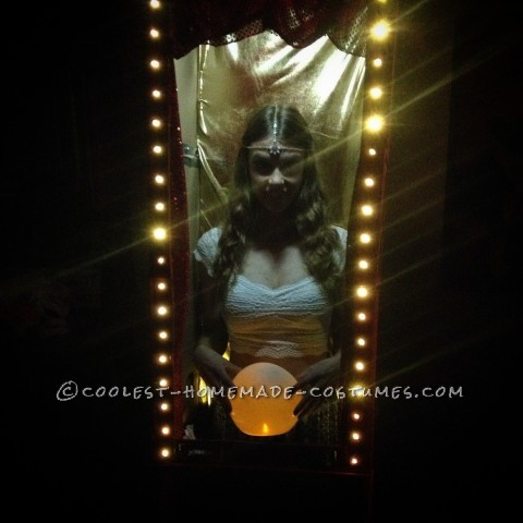 Awesome Fortune Teller Costume
