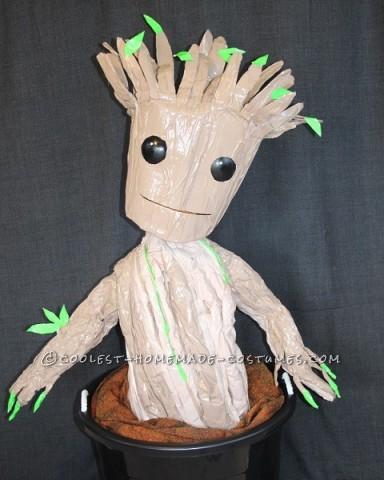 Baby Groovin' Groot Costume