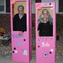 Mema Barbie and Papa Ken Couple Costume
