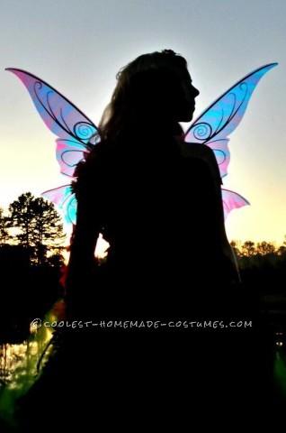 Beautiful Tween Fairy Costume