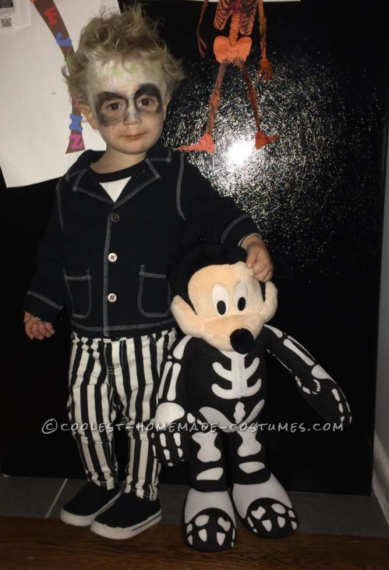 Beetlejuice & Mickey Mouse
