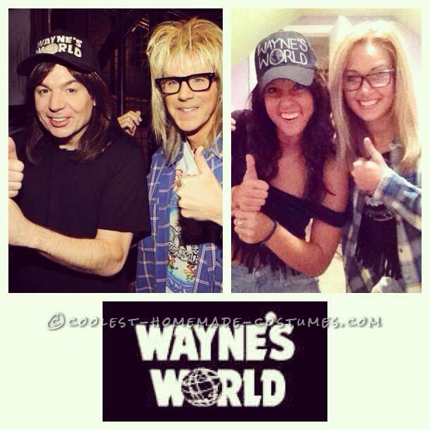 Wayne's World Collage