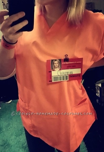 "Best ""Orange is the New Black"" Girl's Group Costume - 1"