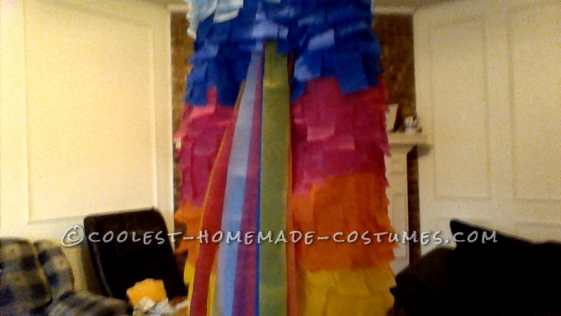 Best Pinata Costume for a Woman - 4
