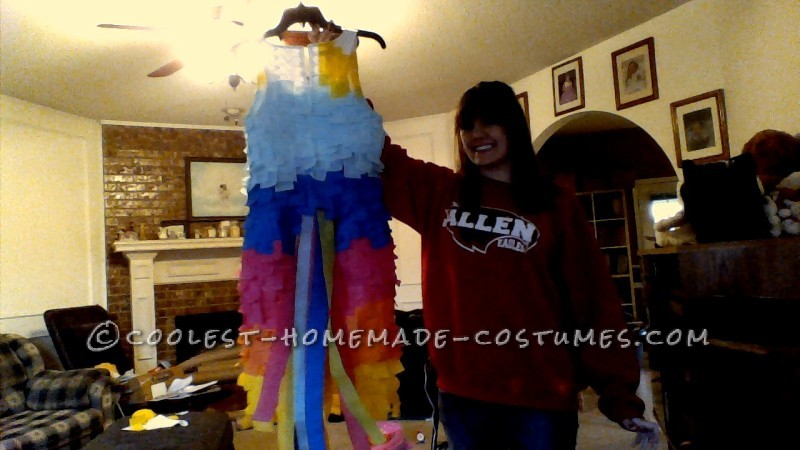 Best Pinata Costume for a Woman - 2
