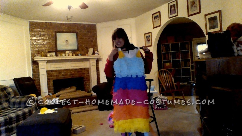 Best Pinata Costume for a Woman - 1